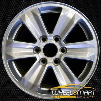 "17"" Ford F150 oem wheel 2015-2018 Silver alloy stock rim 3995"