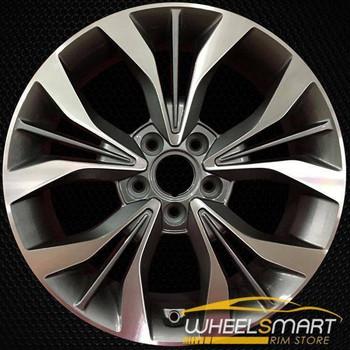 "18"" Hyundai Sonata oem wheel 2015-2017 Silver alloy stock rim 70878"