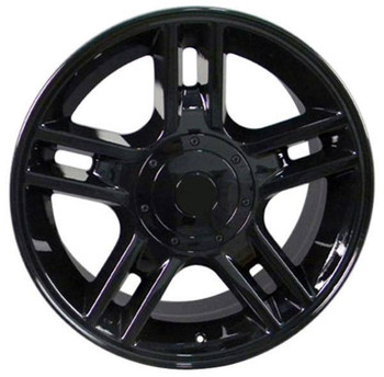"20"" Lincoln Navigator replica wheel 1998-2002 Black rims 6863808"