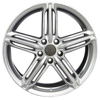 "18"" Volkswagen VW CC replica wheel 2009-2018 Hypersilver rims 8525933"
