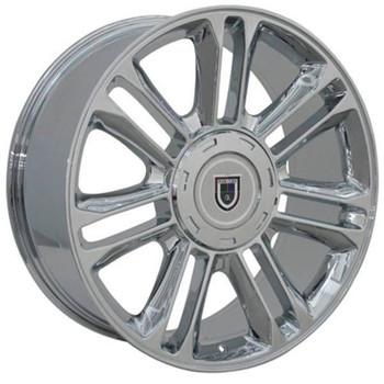 "20"" Cadillac Escalade replica wheel 1988-2000 Chrome rims 6874059"