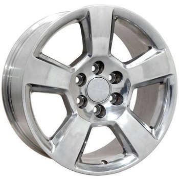 "20"" Chevy C2500 replica wheel 1988-2000 Polished rims 9491323"