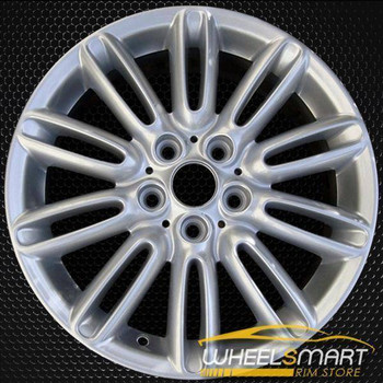 "17"" Mini Cooper HT oem wheel 2014-2018 Silver alloy stock rim 86081"