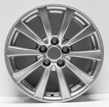 "17"" Lexus IS250 Replica wheel 2006-2008 replacement for rim 74188"