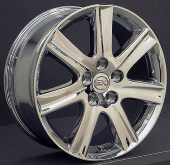 "17"" Toyota Sienna replica wheel 1998-2018 Chrome rims 8547750"
