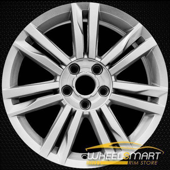 "17"" Volkswagen VW Golf oem wheel 2015-2018 Hypersilver alloy stock rim 69990"