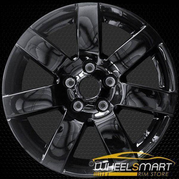 "18"" Jeep Wrangler oem wheel 2012-2018 Black alloy stock rim 9115"