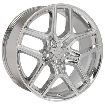 "20"" Ford Explorer replica wheel 2011-2018 Chrome rims 9507072"