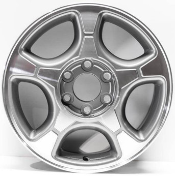 "17"" Chevy Trailblazer Replica wheel 2004-2009 replacement for rim 5170"