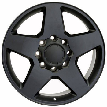 "20"" Chevy C3500 replica wheel 1988-2000 Matte Black rims 9482437"