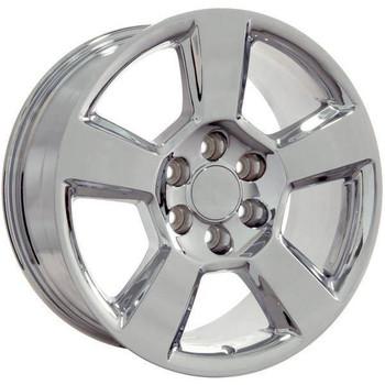 "20"" Chevy C2500 replica wheel 1988-2000 Chrome rims 9491322"