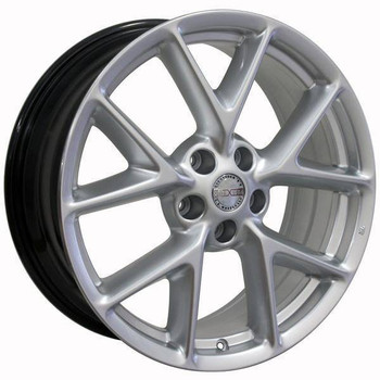 "19"" Nissan Altima replica wheel 2002-2018 Hypersilver rims 9472169"