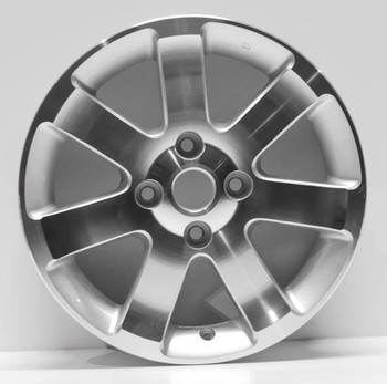 "16"" Nissan Sentra Replica wheel 2007-2012 replacement for rim 62472"