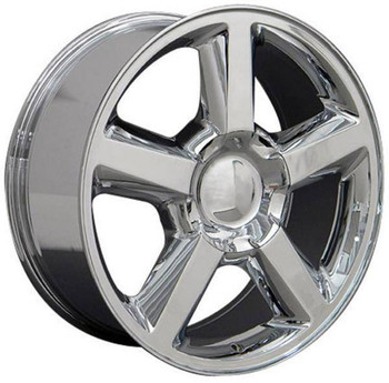 "20"" Chevy C2500 replica wheel 1988-2000 Chrome rims 7387703"