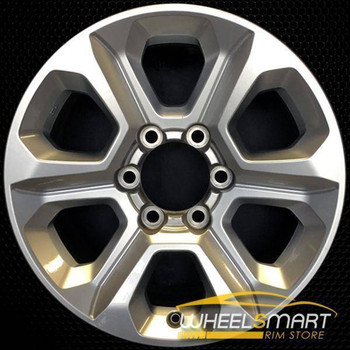 "17"" Toyota 4Runner oem wheel 2014-2017 Silver alloy stock rim 75153"