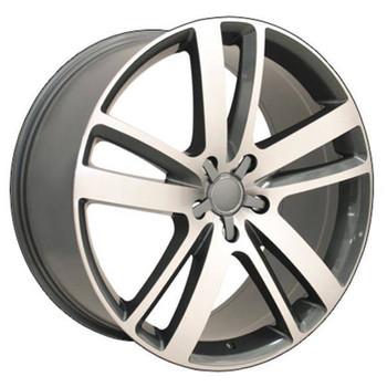 "20"" Porsche Cayenne replica wheel 2004-2018 Black Machined rims 9451350"