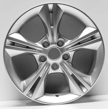 "16"" Ford Focus Replica wheel 2012-2014 replacement for rim 3878"