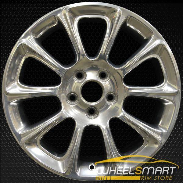 "17"" Dodge Dart oem wheel 2013-2016 Polished alloy stock rim ALY02482A80"