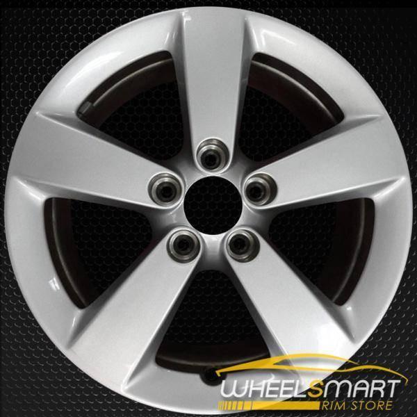"16"" Dodge Dart oem wheel 2014-2016 Silver alloy stock rim ALY02483U20"