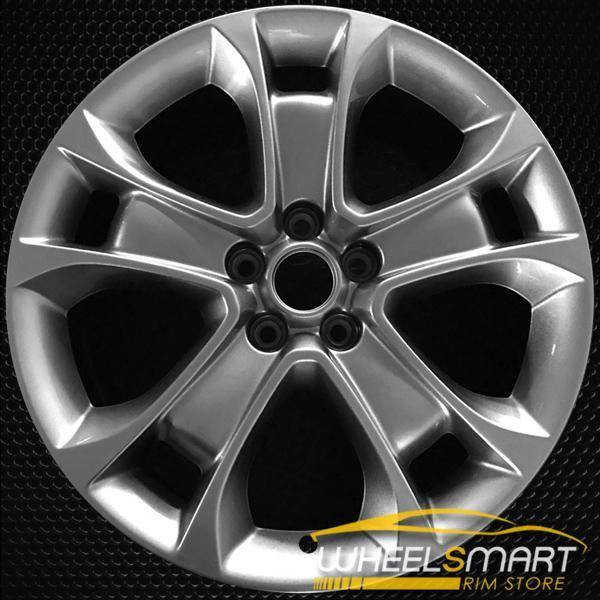 "18"" Ford Escape oem wheel 2013-2016 Silver alloy stock rim ALY03944U20"