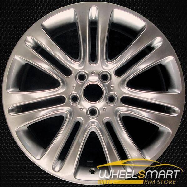 "18"" Lincoln MKZ oem wheel 2013-2016 Hypersilver alloy stock rim ALY03952U77"