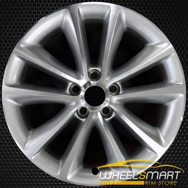 "18"" Buick Verano oem wheel 2012-2015 Machined alloy stock rim ALY04111U10"