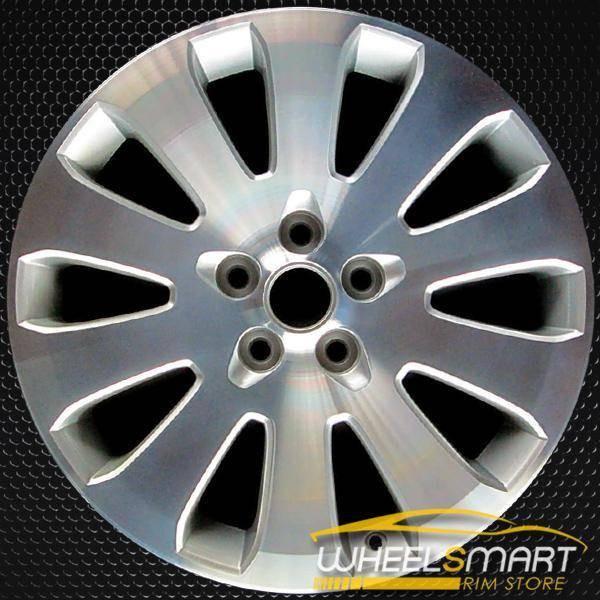 "19"" Buick Lacrosse oem wheel 2014-2016 Machined alloy stock rim ALY04116U10"