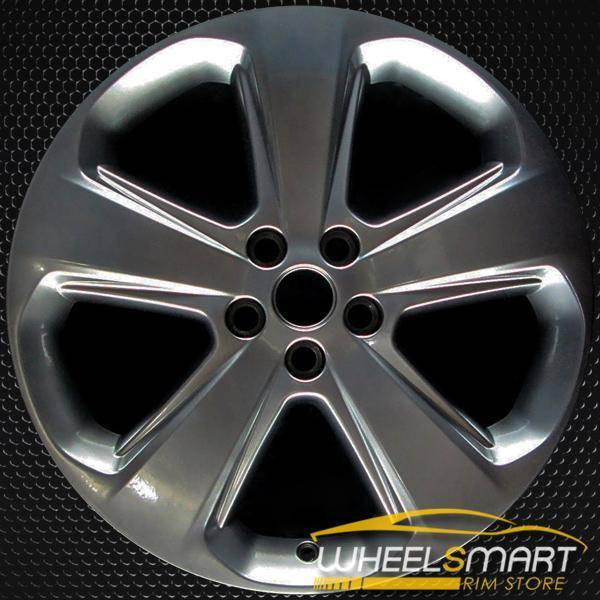 "18"" Buick Encore oem wheel 2013-2015 Hypersilver alloy stock rim ALY04129U78"
