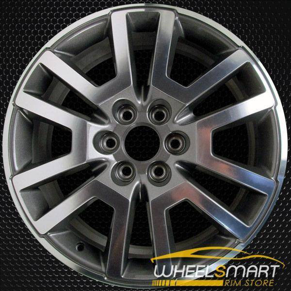 "20"" GMC Acadia oem wheel 2013-2016 Machined alloy stock rim ALY05574U77"
