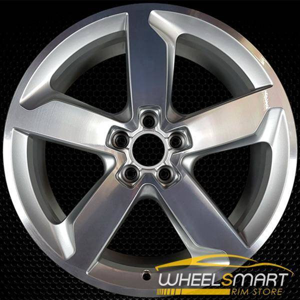 "19"" Audi Q5 oem wheel 2009-2017 Machined alloy stock rim ALY58847U10"