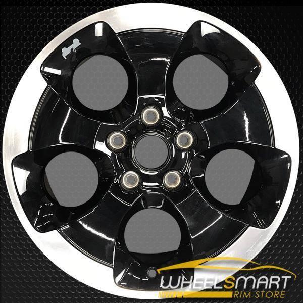 """18"""" Jeep Wrangler oem wheel 2013-2017 Black slloy stock rim ALY09119U91"""