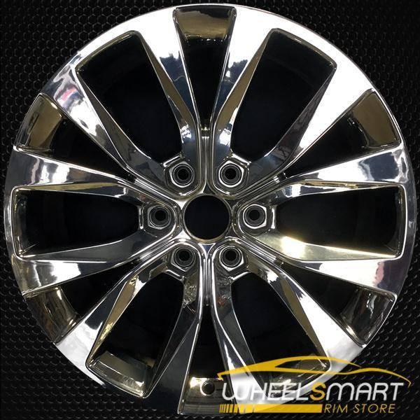 "20"" Ford F150 oem wheel 2015-2017 Chrome slloy stock rim ALY10003U95"