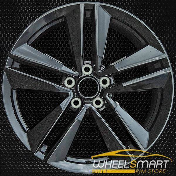 "19"" Ford Mustang oem wheel 2015-2017 Black slloy stock rim ALY10034U45"