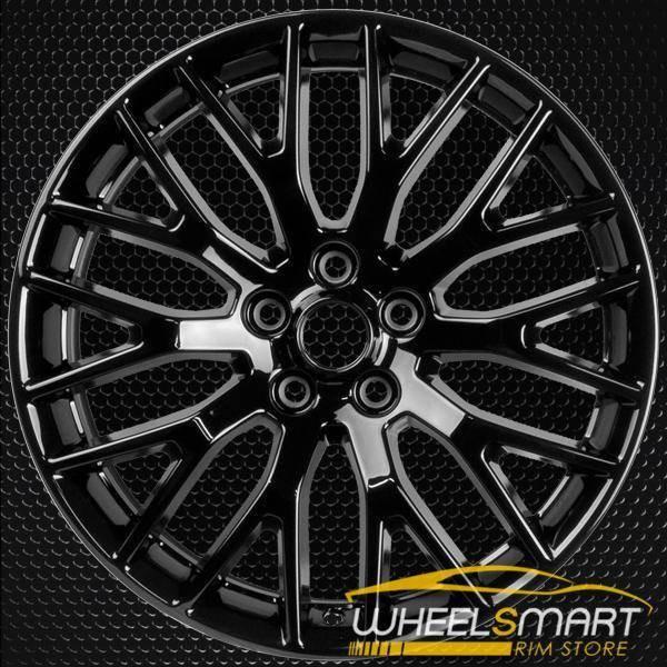 "19"" Ford Mustang oem wheel 2015-2017 Black slloy stock rim ALY10036U45"