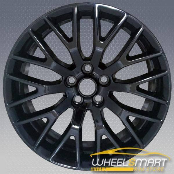 "19"" Ford Mustang oem wheel 2015-2017 Black slloy stock rim ALY10036U45 FR3Z1007N"
