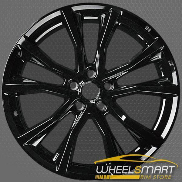 "10069 Gloss Black Ford Flex rim 20"" alloy OEM wheel part GA8Z1007A"