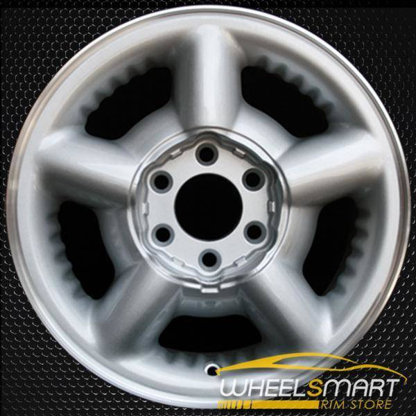 "15"" Dodge Dakota oem wheel 1997-2000 Silver slloy stock rim ALY02081U10"