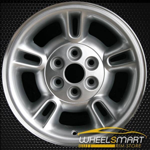 """15"""" Dodge Dakota oem wheel 1997-2000 Silver slloy stock rim ALY02082U10"""