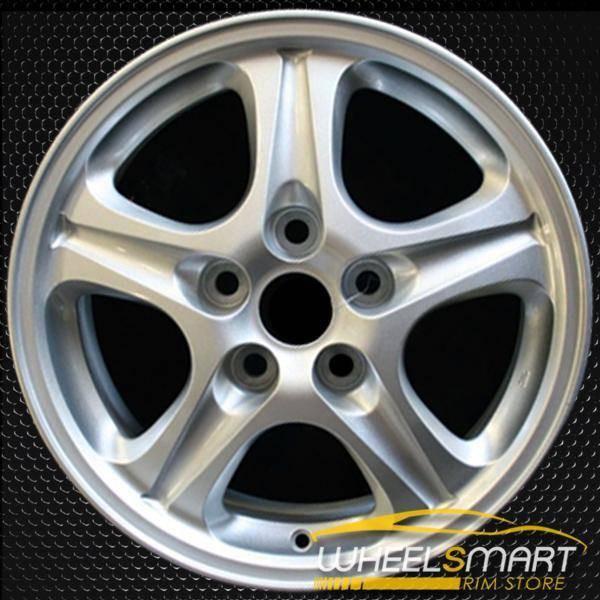 "16"" Dodge Avenger oem wheel 1998-2000 Silver slloy stock rim ALY02094U10"