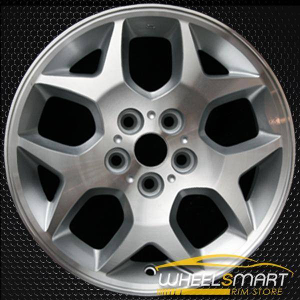 "15"" Dodge Neon oem wheel 2000-2005 Machined slloy stock rim ALY02129U10"