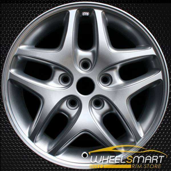 "16"" Dodge Intrepid oem wheel 2001-2004 Silver slloy stock rim ALY02135U20"