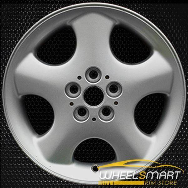 "17"" Dodge Intrepid oem wheel 2000-2003 Silver slloy stock rim ALY02136U10"
