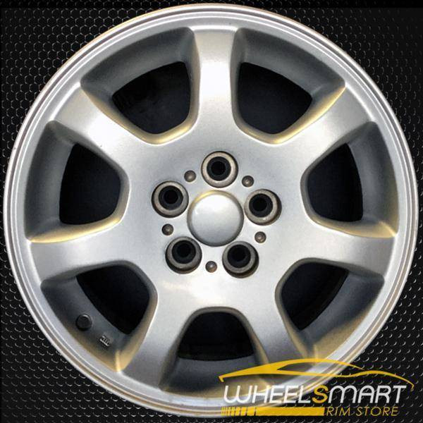 "15"" Dodge Neon oem wheel 2002-2005 Silver slloy stock rim ALY02181A15"