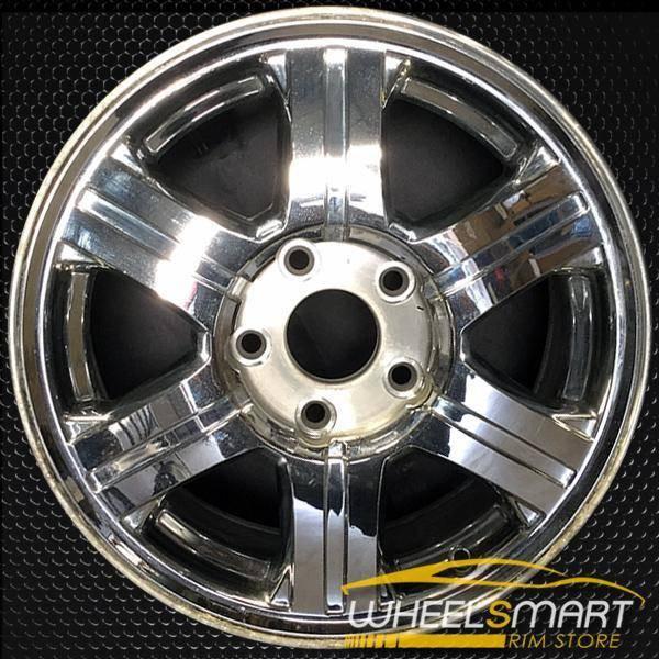 """17"""" Chrysler Pacifica oem wheel 2004-2008 Chrome slloy stock rim ALY02216B85"""