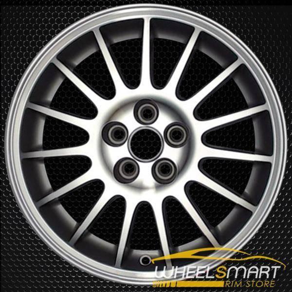 "16"" Chrysler Sebring oem wheel 2004-2006 Machined slloy stock rim ALY02228U20"