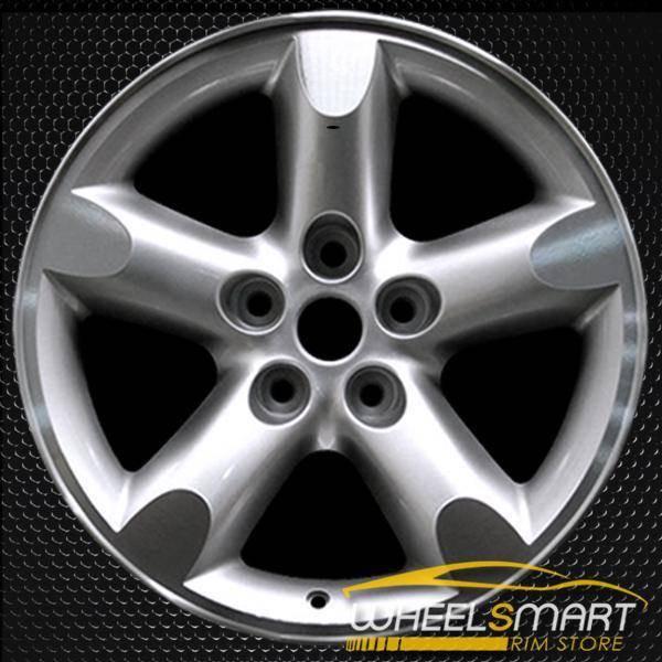 "20"" Dodge Ram 1500 oem wheel 2006-2008 Machined alloy stock rim ALY02267A10"