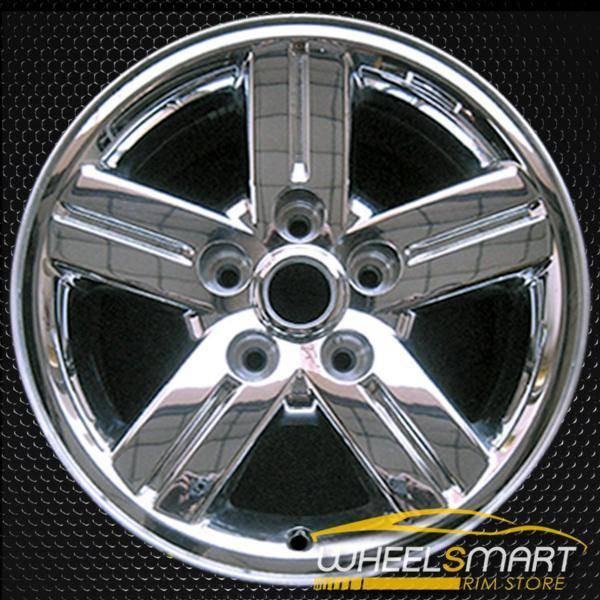 """18"""" Dodge Dakota oem wheel 2007-2011 Black slloy stock rim ALY02297U45"""