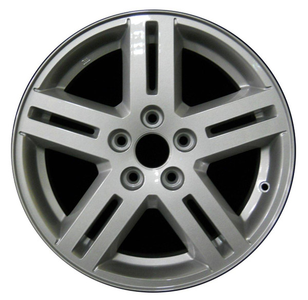 "17"" Dodge Avenger oem wheel 2008-2014 Silver alloy stock rim ALY02308U20 BW"