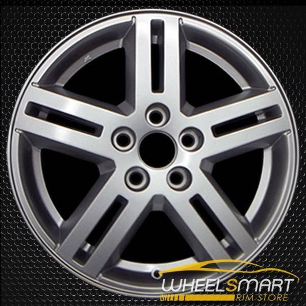 "17"" Dodge Avenger oem wheel 2008-2014 Silver alloy stock rim ALY02308U20"