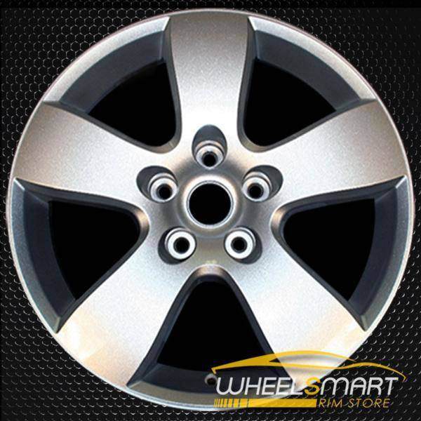 "20"" Dodge Ram 1500 oem wheel 2009-2013 Silver alloy stock rim ALY02363U20"